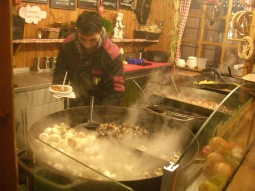mercado de natal potsdamer platz