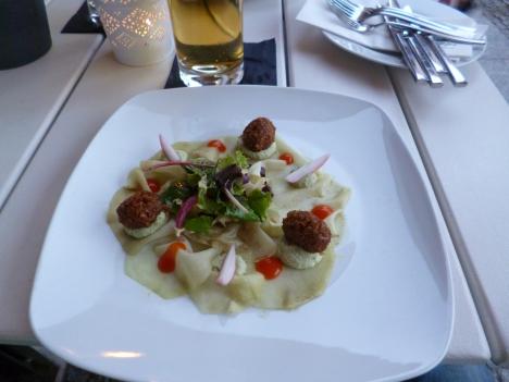 kopps restaurante vegetariano em berlin