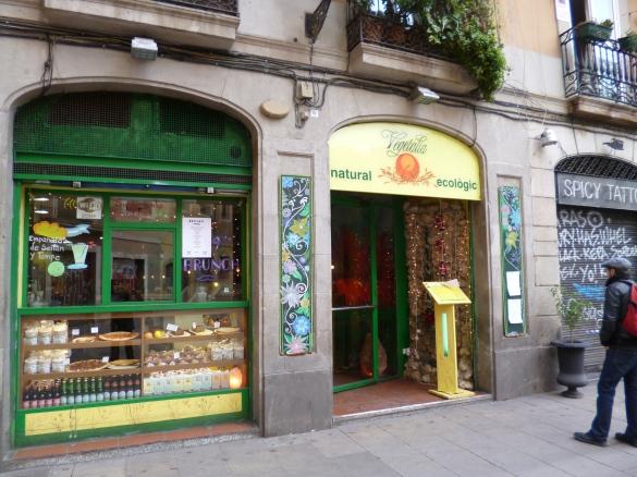 barcelona vegetariana
