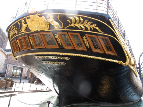 Steamship S.S.Great Britain
