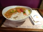 Curry de legumes!