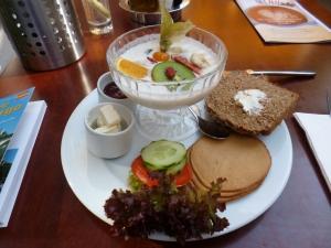 salzburgo comida vegetariana