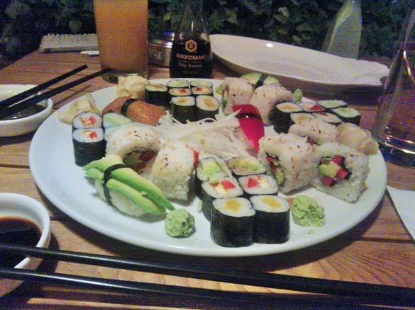 sushi vegetariano berlin