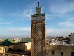 cafe clock marrakech