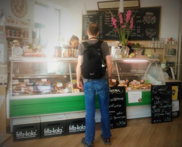 restaurante vegetariano berlin
