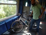 Trem bike friendly