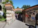 Entrada de Christiania