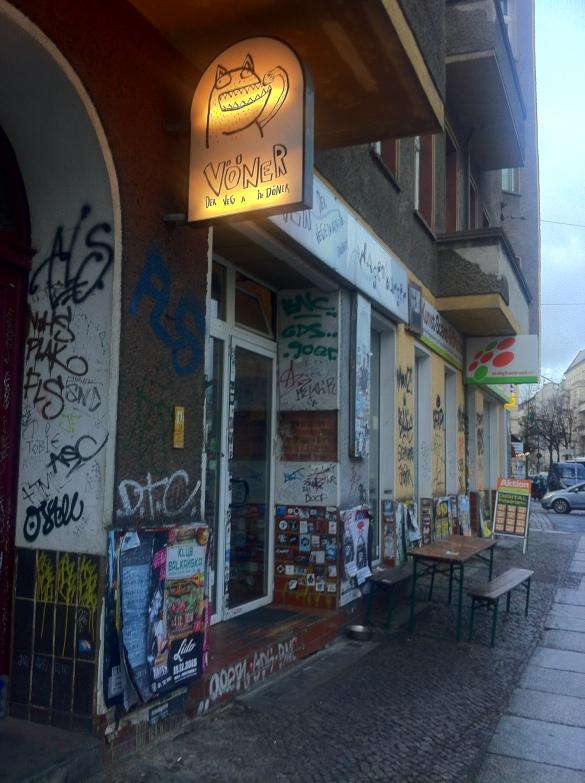 voener comida vegetariana berlin